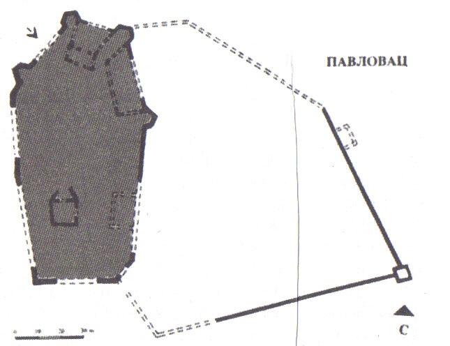 pavlovac-grad-skica-pavlovici-pale